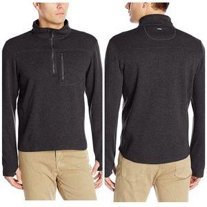 Exoficcio Caminetto 1/4 Zip Wool Sweater Pullover
